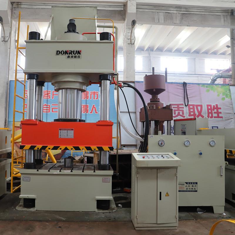 特种蜂窝活性炭液压机