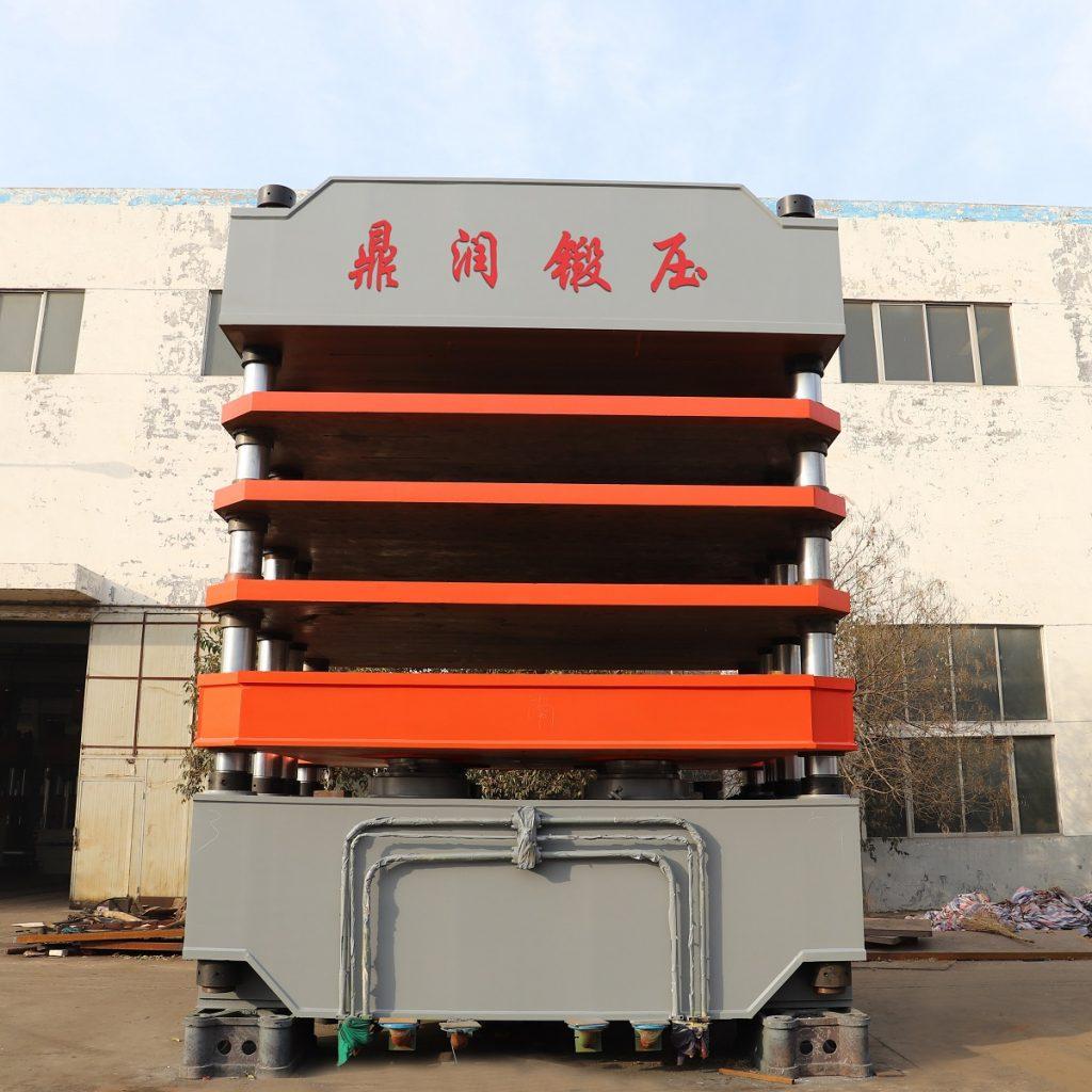 碳纤维复合材料成型液压机