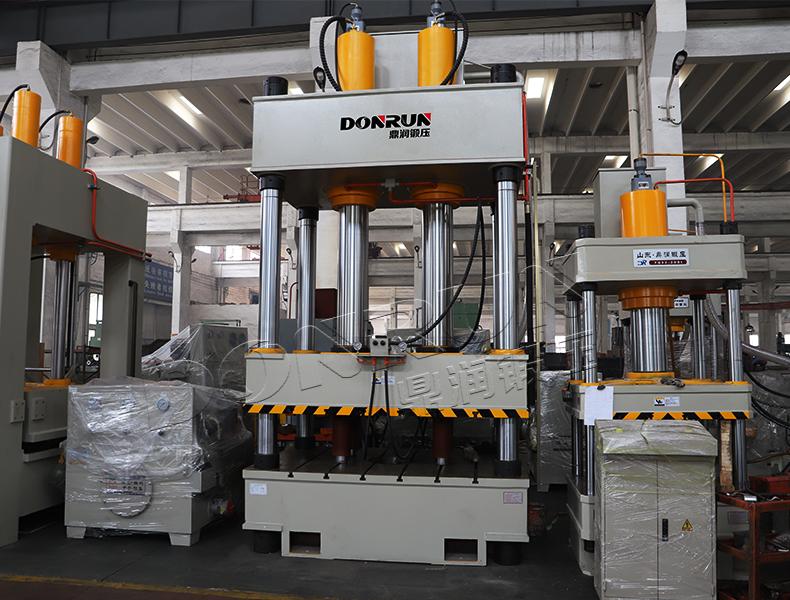 400吨双缸液压机