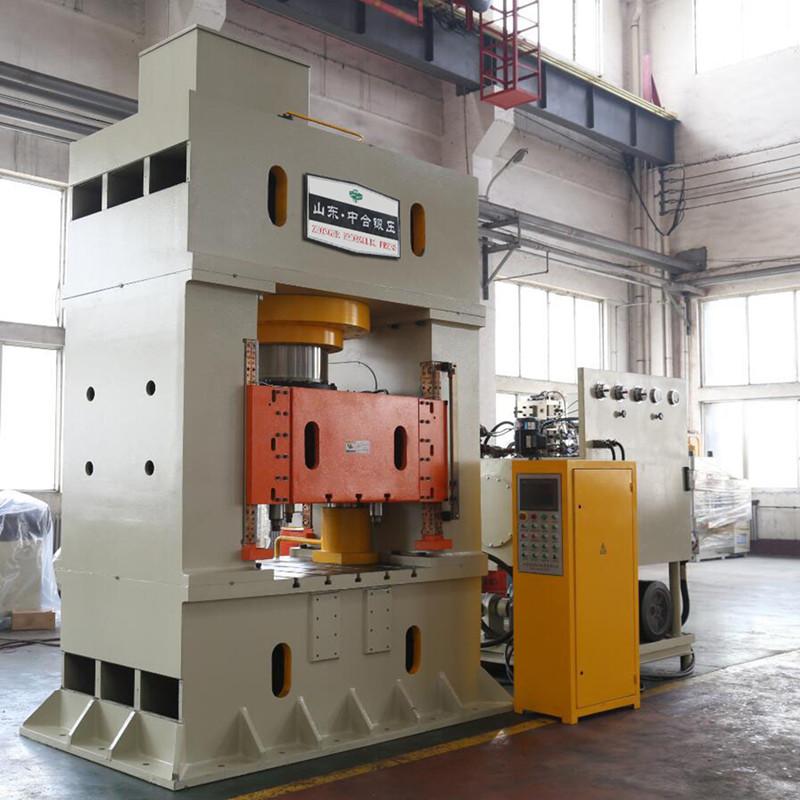 630T框架式液压机